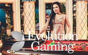 evolution gaming live dealer